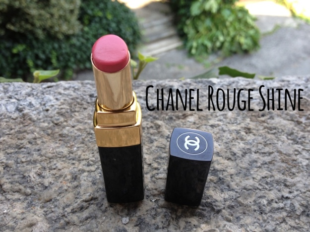 Chanel rouge shine