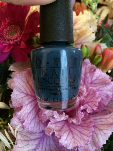 OPI sky teal we drop12