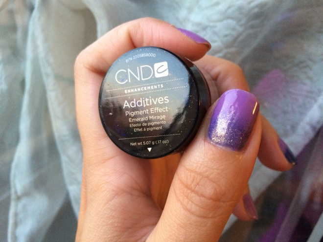 CND Shellac Additives
