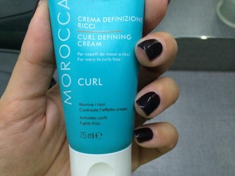 Moroccanoil Crema Definizione Ricci - Curl Defining  Cream