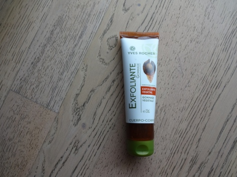 Exfoliante Gommage Vegetal - Yves Rocher